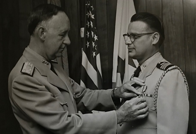 Dad and Adm Lyle