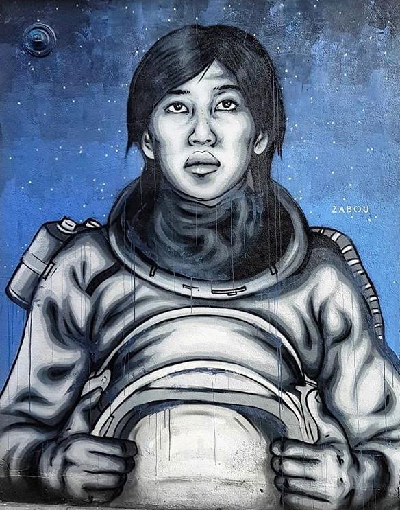 IMG_6624 Niki astronaut woman by Zabou